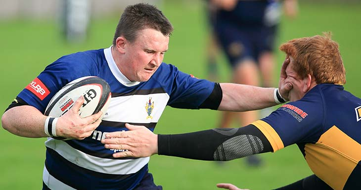 Get amateur rugby fixtures and results