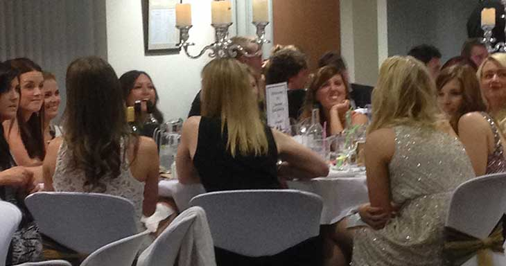 Book your wedding, party or business conference at Driffield RUFC