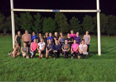 Ladies Rugby Team Driffield