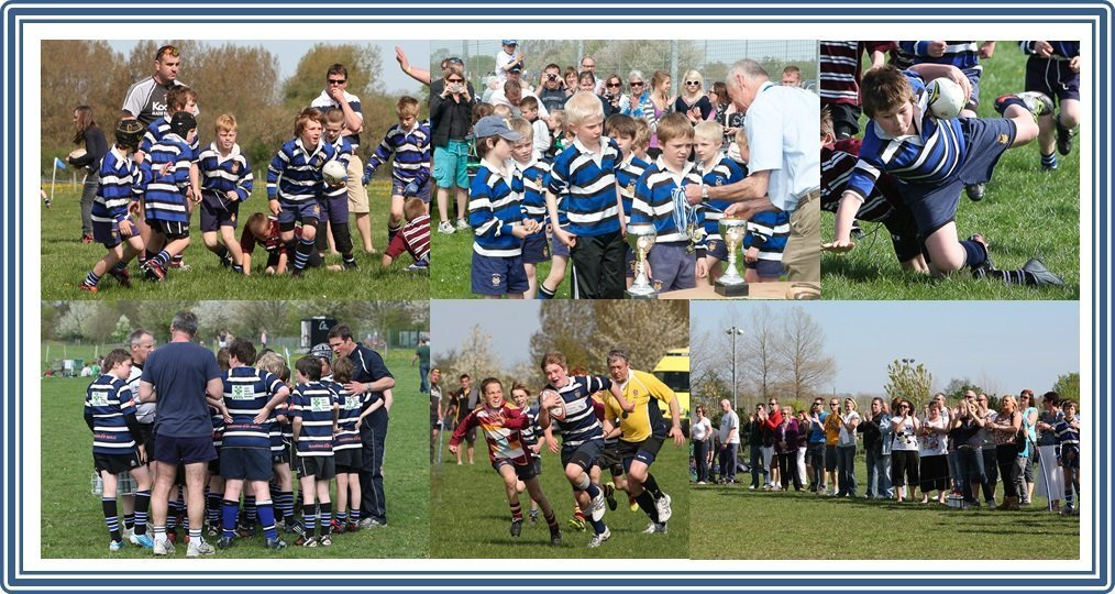Mini Junior rugby at Driffield Rugby Club