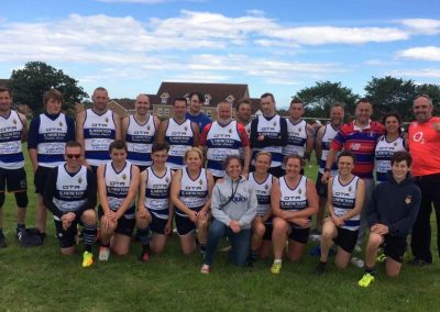 Touch Rugby Team, Driffield
