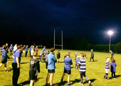 Touch Rugby Training
