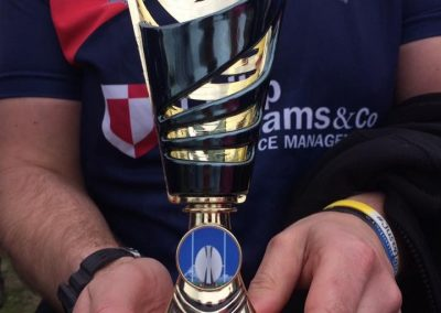 Touch Rugby Trophy